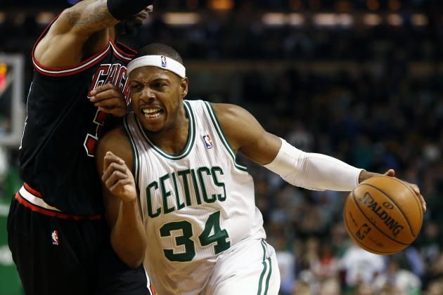 Is Paul Pierce Still a Top-20 Star in Today's NBA?