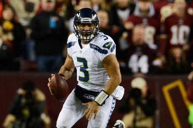 Report: Russell Wilson Rep Asked for New Contract