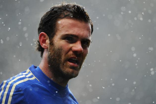 Mata Proves the Difference as Chelsea Edge out Arsenal