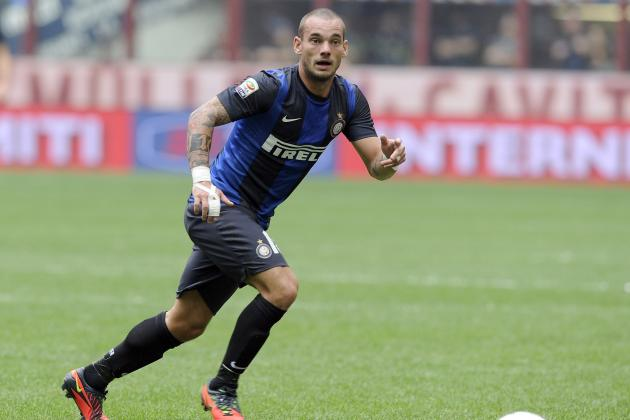 Wesley Sneijder: Move to Galatasaray Would Be Fitting Next Step for Veteran