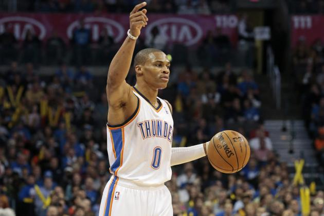 Russell Westbrook Continues with His All-Star Bid