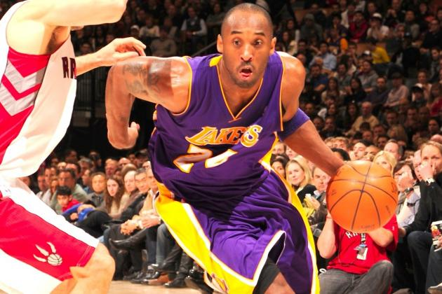 L.A. Lakers vs. Toronto Raptors: Live Score, Results and Game Highlights