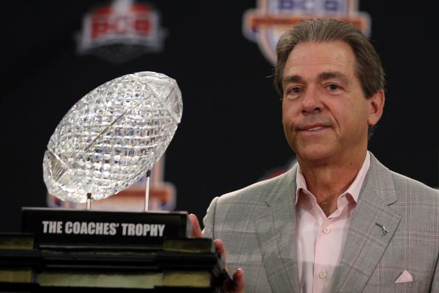 Nick Saban Makes People Cry