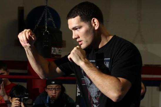 UFC on FX 7 Results: Chris Weidman Wants Anderson Silva Fight This Summer