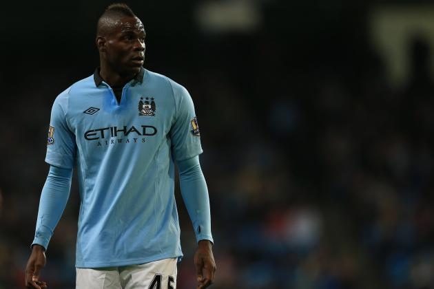 Mario Balotelli: Manchester City Striker Not Worth the Headache for AC Milan