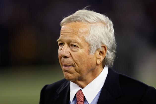 Robert Kraft Talks About Life After Myra