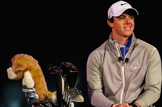 Tough Start for Rory McIlroy in Nike Debut