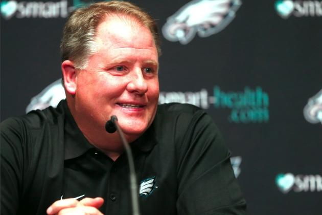 Philadelphia Eagles Make Chip Kelly One of NFL's Highest-Paid Coaches