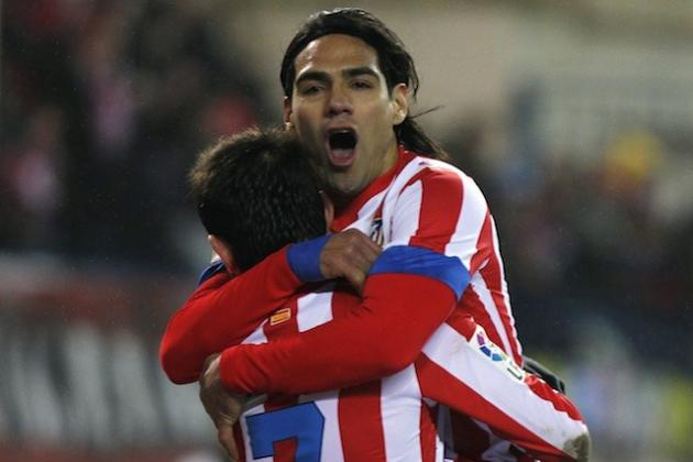 Atletico Madrid Beat Levante 2-0 Despite Losing Falcao