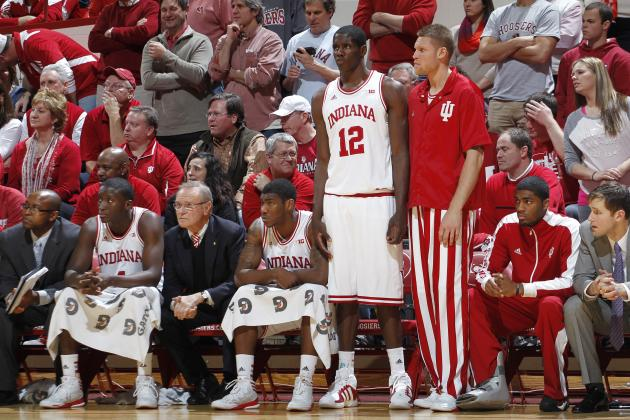 Indiana Basketball: Bench Struggles Continue in Win over Northwestern