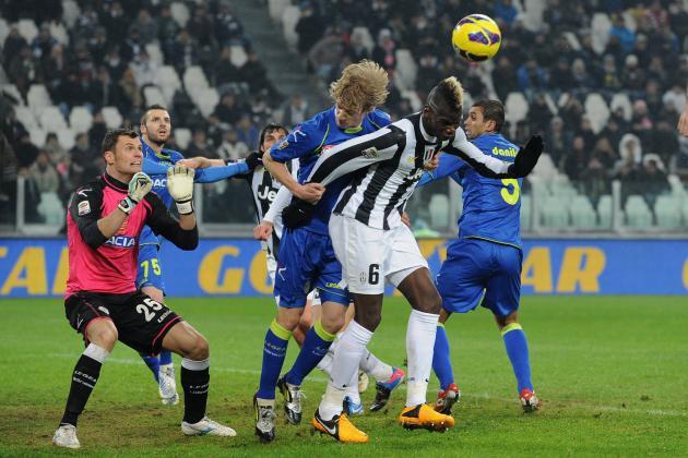 Pogba Scores Wondergoal in Juventus Romp