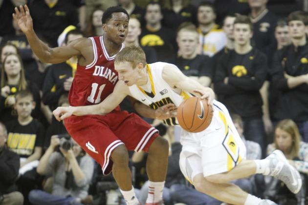 Indiana Basketball: Freshman Class Letting Hoosier Nation Down