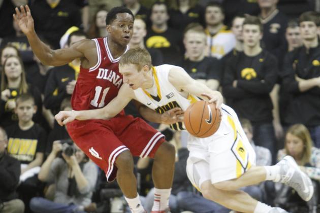 Indiana Basketball: Freshman Class Letting Hoosier Nation Down