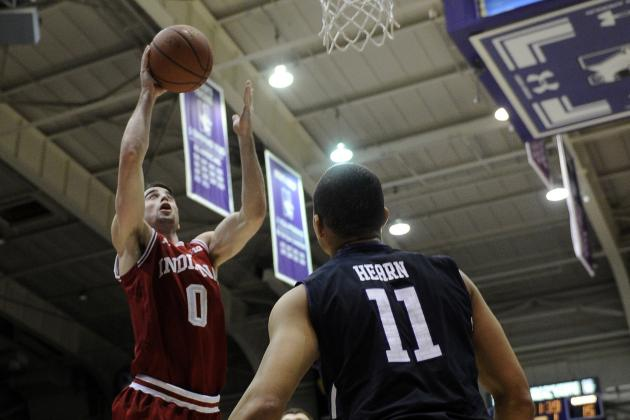 No. 2 Indiana Survives Northwestern, but Bench Play Is Still a Concern