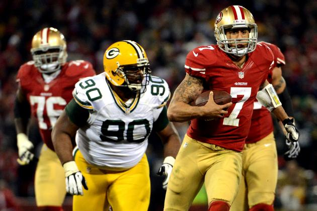 Why Colin Kaepernick Is Most Dangerous Dual-Threat QB in NFL