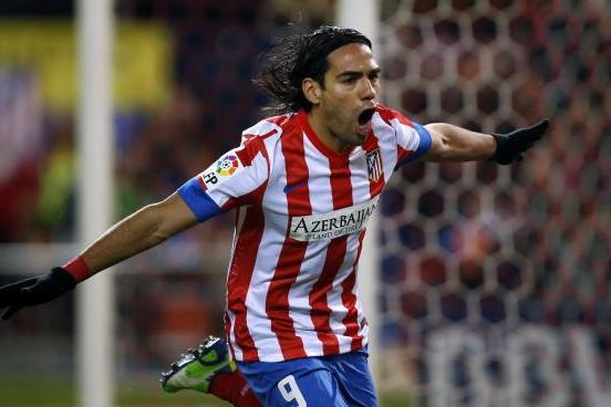 Falcao Injury Sours Atletico Madrid Win
