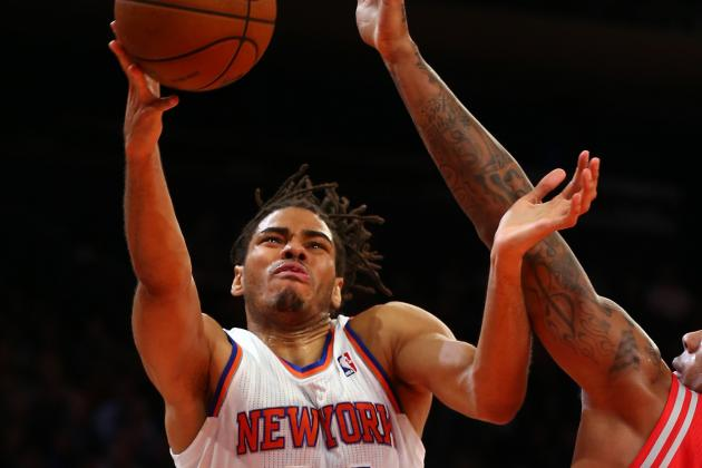 Knicks' Guard Chris Smith Hopes for Return Next Year