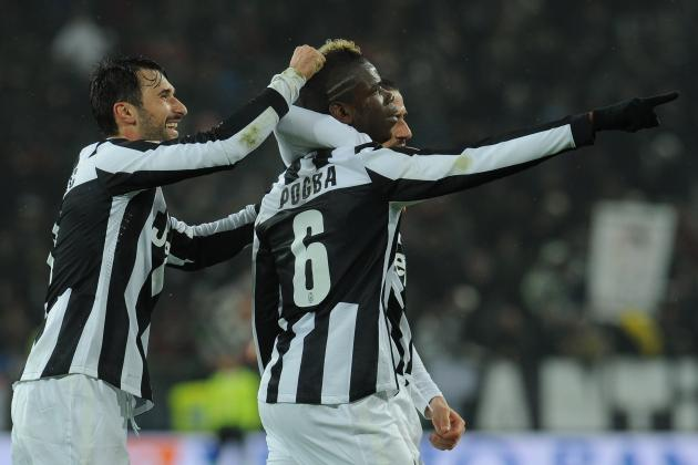 Pogba, Juve Have More Than Enough