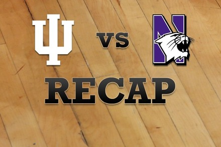 Indiana vs. Northwestern: Recap and Stats