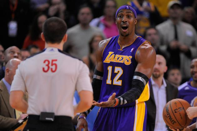Dwight Howard Ejected, Lakers Suffer Embarrassing Loss in Canada | Lakers Nation