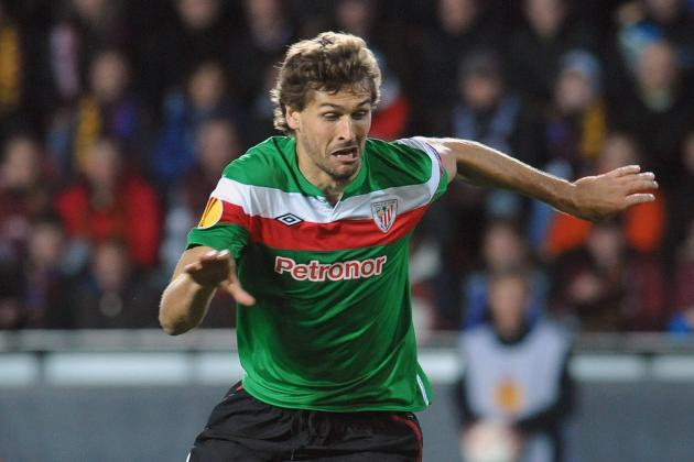 Athletic Bilbao Striker Fernando Llorente Set to Join Juventus