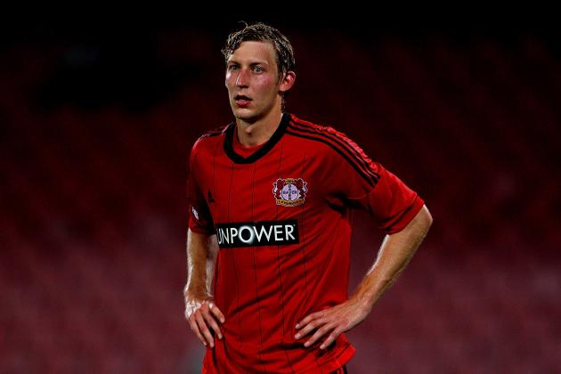 Why Kiessling Has Leverkusen in Title Contention, but Can't Get a Germany Recall