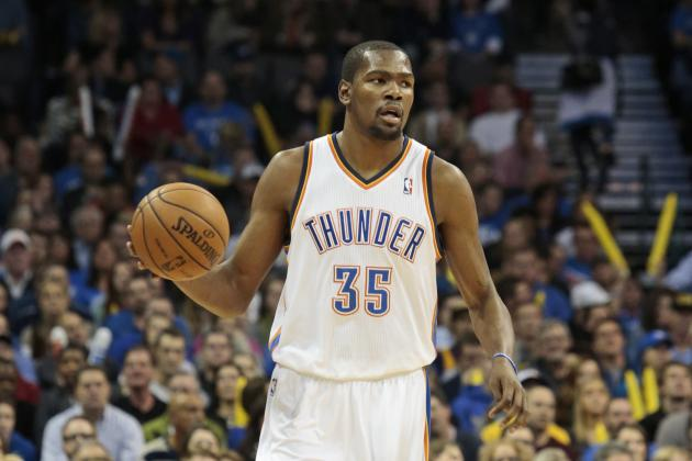 Durant Wanted to Play for Toronto Growing Up Because He Liked Their Jerseys