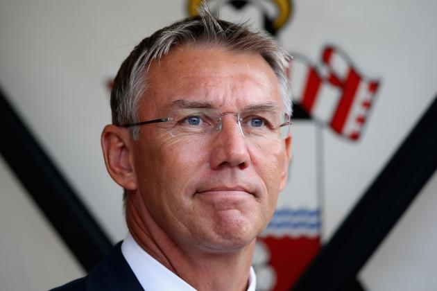 Tensions over Transfers Saw Nigel Adkins Sacked by Southampton