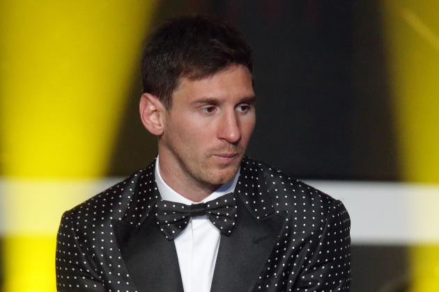Messi: 'I'm My Own Biggest Critic'
