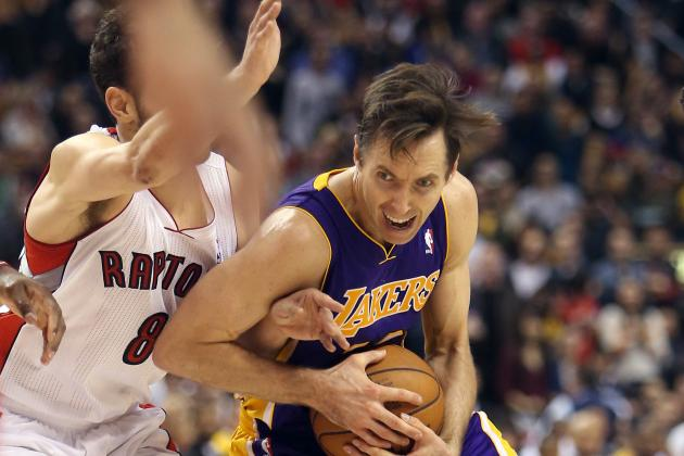 Toronto Raptors Beat Los Angeles Lakers