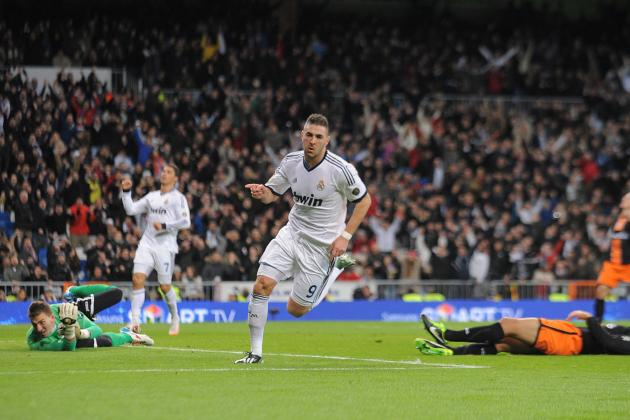 Madrid Giants Seize Their Opportunity to Make Up Points on Barcelona