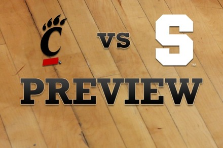 Cincinnati vs. Syracuse: Full Game Preview