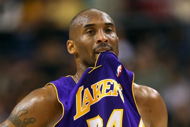 Kobe Bryant: 'Blame LA Lakers Nightmare Season on Me'