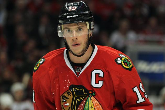Video: Toews on Hawks' Early Road Tests