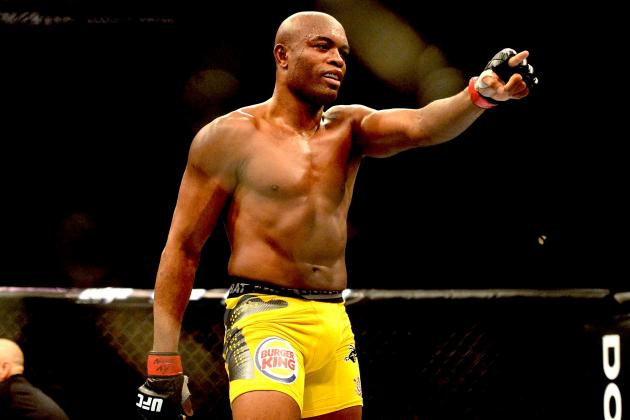 Who Gets Anderson Silva Next Following Bisping Loss?