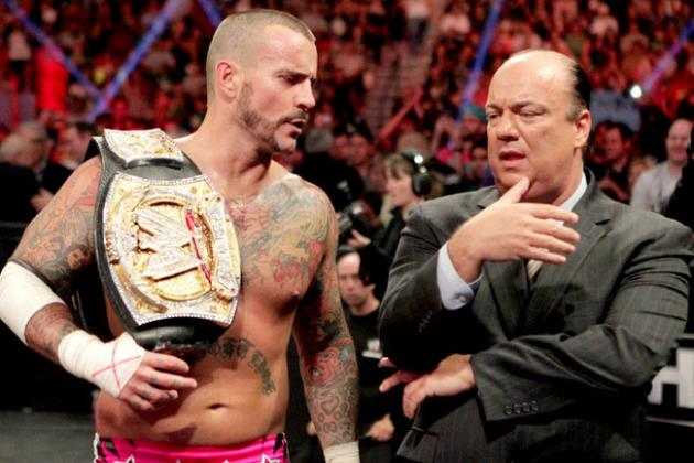 CM Punk's WWE Title Reign Will Not End as Expected