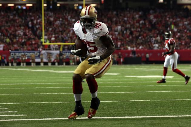 Vernon Davis: 49ers Tight End Breaks Out of Slump at Perfect Time