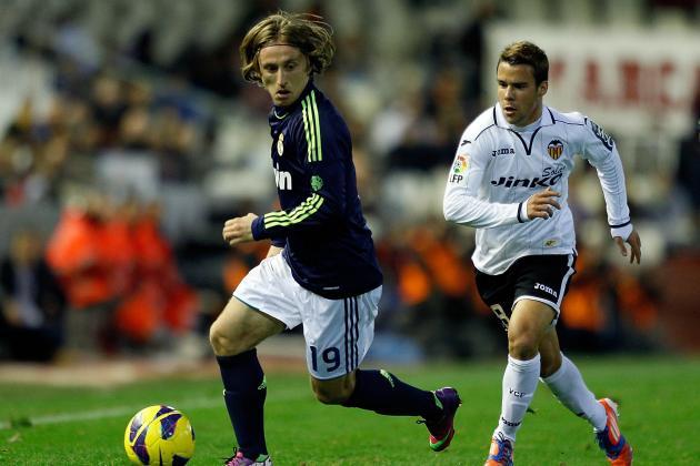 Madrid gets huge win over Valencia