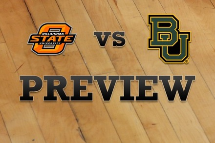 Oklahoma State vs. Baylor: Full Game Preview