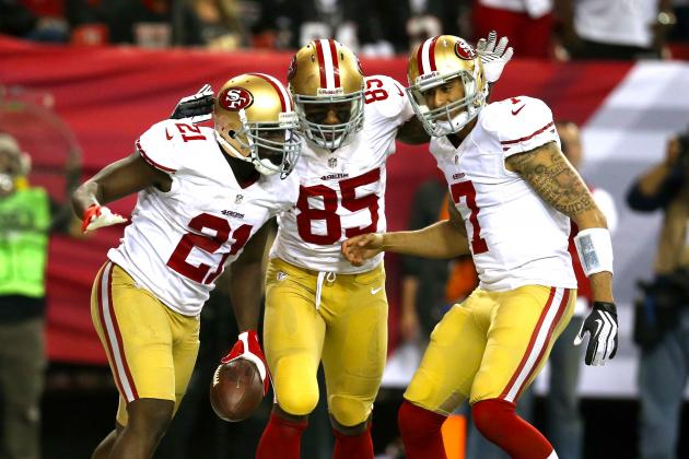 San Francisco 49ers Beat Atlanta Falcons 28-24 to Advance to Super Bowl