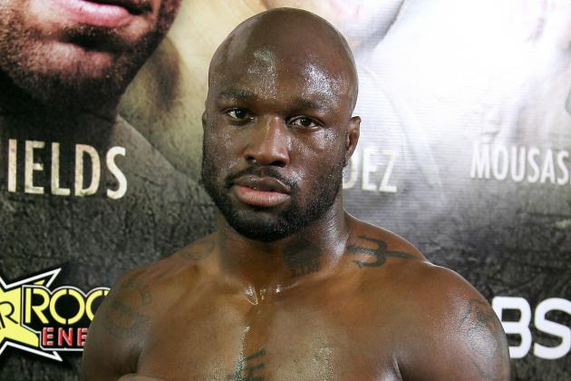 To Muhammed 'King Mo' Lawal, MMA Is 'Easy Compared to Wrestling'
