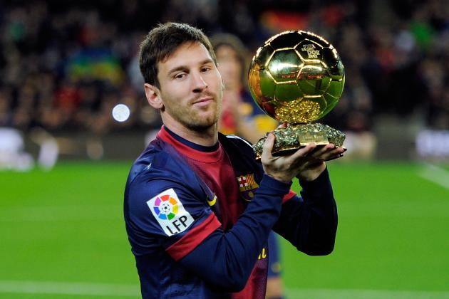 Lionel Messi: My Son Thiago Changed My Life More Than the Ballon D'Or Awards