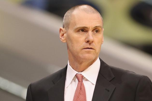 Buzz: Rick Carlisle Mum on Starting Center Plans