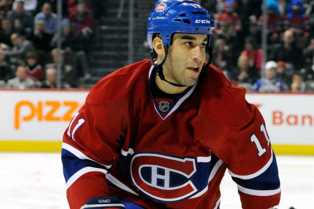 Sharks Have Not Made Decision on Scott Gomez