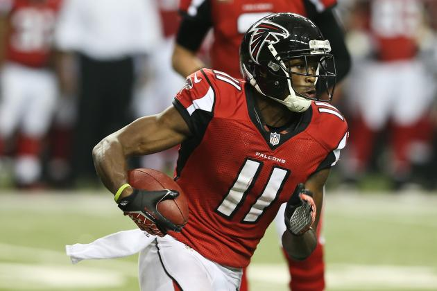 Julio Jones: Receiver's Big Showing in NFC Title Game Not Enough for Falcons