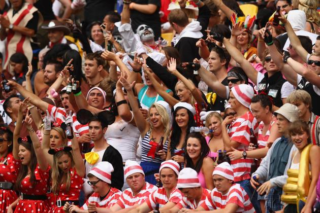 Beers, Music and Rugby Sevens: Has the Wellington Party Gone Too Far?