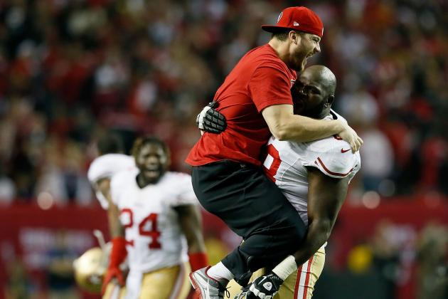 49ers vs. Falcons: San Francisco's Quest for 6 Inches Closer as Atlanta Falters
