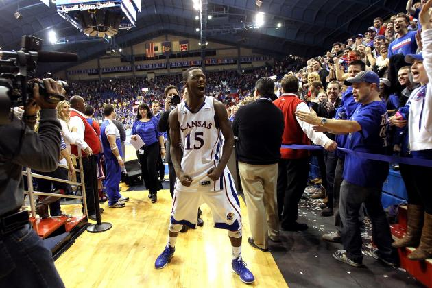 College Basketball: Why Kansas vs. Kansas State Is the Game to Watch This Week