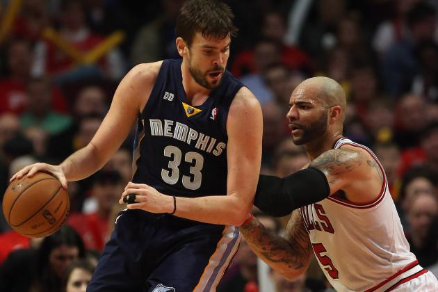 Marc Gasol on Pace for Rare Combo