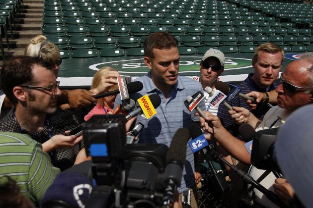 Cubs: Red Sox Made Theo Epstein Ready to Take on the Wrigley Monster